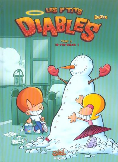 image de les p'tits diables tome 3 - in-fer-naux - prix jeunesse 2005