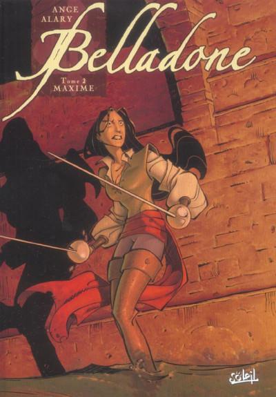 image de belladone tome 2 - maxime