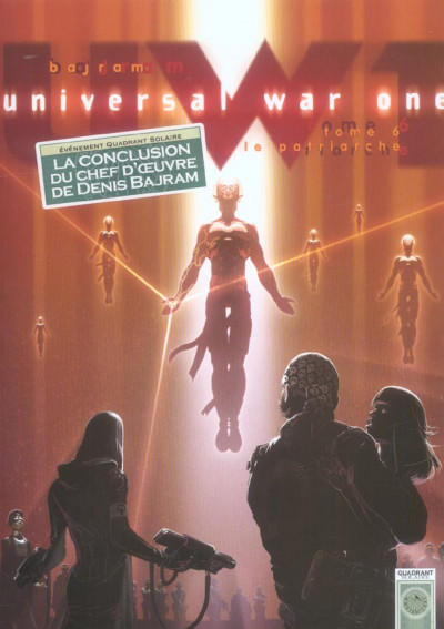 image de universal war one tome 6 - le patriarche