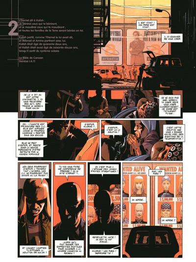 Page 1 universal war one tome 6 - le patriarche