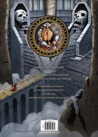 Dos les brumes d'asceltis tome 3 - le roi akorenn