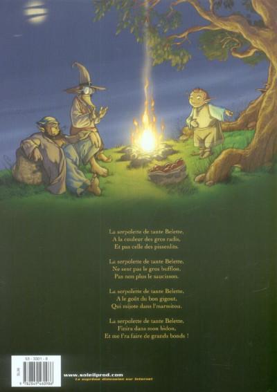 Dos le grimoire de féerie tome 2 - le grand pouvoir