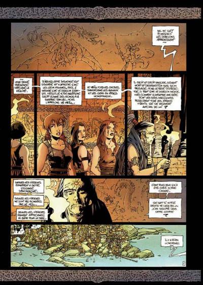 Page 1 la geste des chevaliers dragons tome 1 - poche - jaina