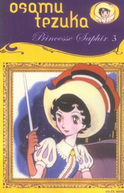 image de princesse saphir tome 3
