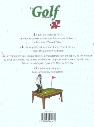 Dos le golf illustré de a à z