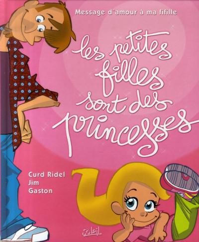 image de les petites filles sont des princesses