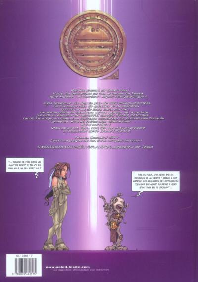 Dos tessa, agent intergalactique tome 3 - beau comme un diyo