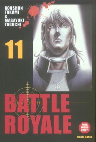 Couverture battle royale tome 11