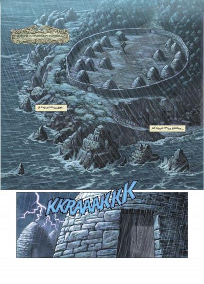 Page 1 les druides tome 1 - le mystère des oghams