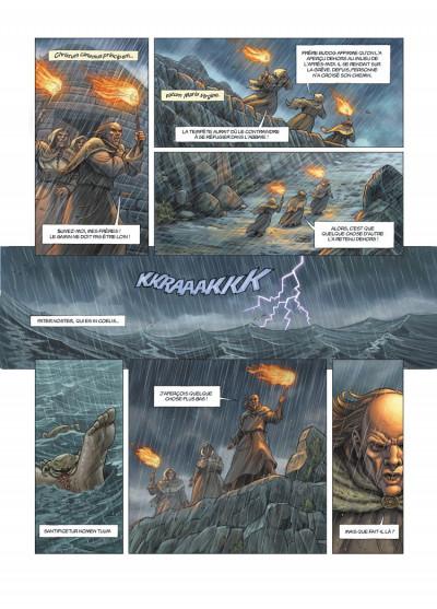 Page 2 les druides tome 1 - le mystère des oghams