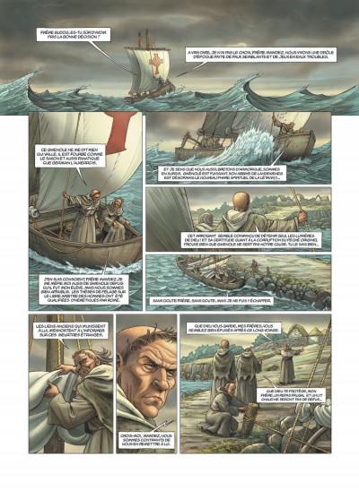 Page 4 les druides tome 1 - le mystère des oghams