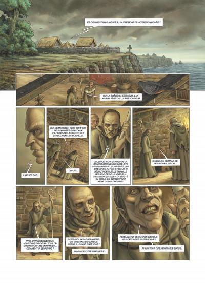 Page 5 les druides tome 1 - le mystère des oghams