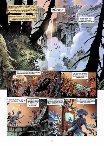 Page 4 lanfeust des étoiles tome 5 - la chevauches des bactéries