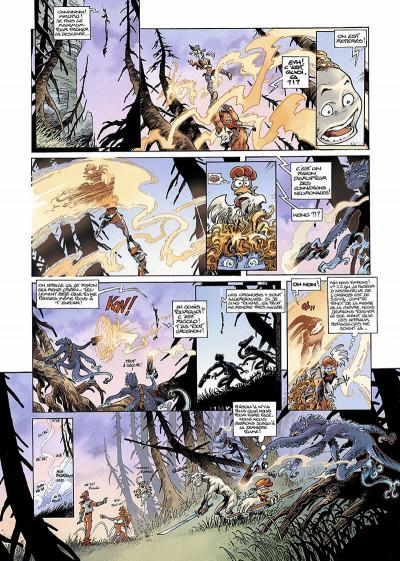Page 7 lanfeust des étoiles tome 5 - la chevauches des bactéries
