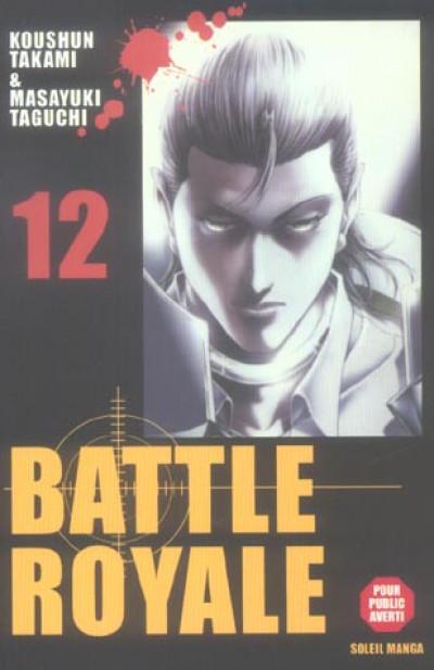 Couverture battle royale tome 12