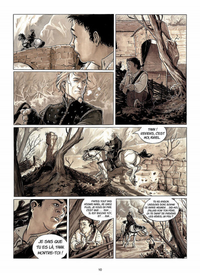 Page 0 Servitude tome 1
