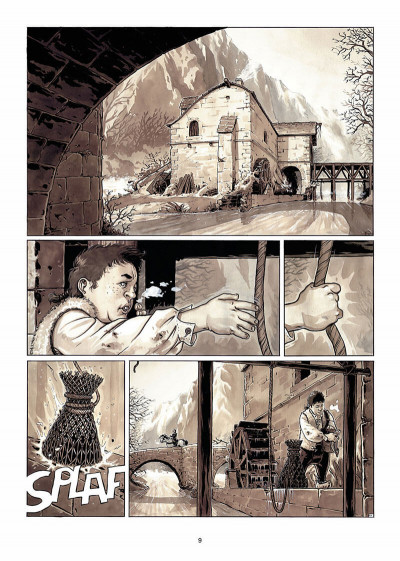 Page 9 Servitude tome 1