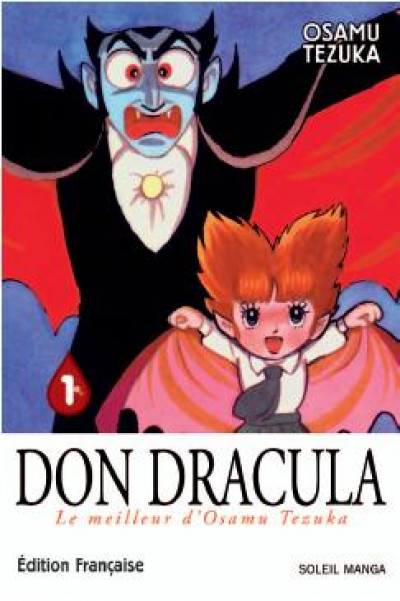 Couverture don dracula tome 1