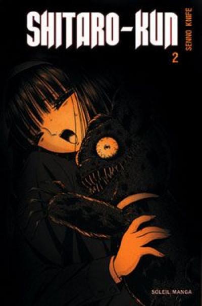 Couverture shitaro kun tome 2