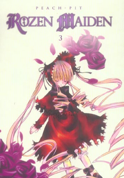 image de Rozen maiden tome 3