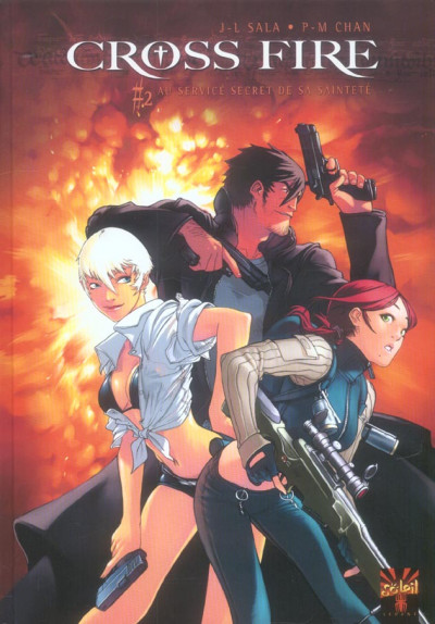Couverture Cross fire tome 2