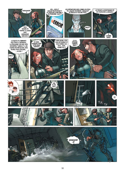 Page 0 Cross fire tome 2