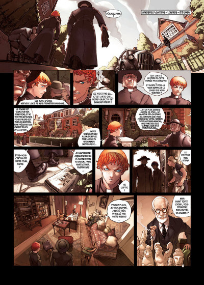 Page 3 Cross fire tome 2