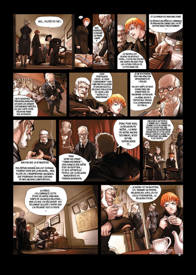 Page 4 Cross fire tome 2