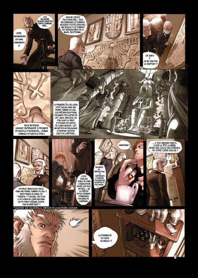 Page 5 Cross fire tome 2