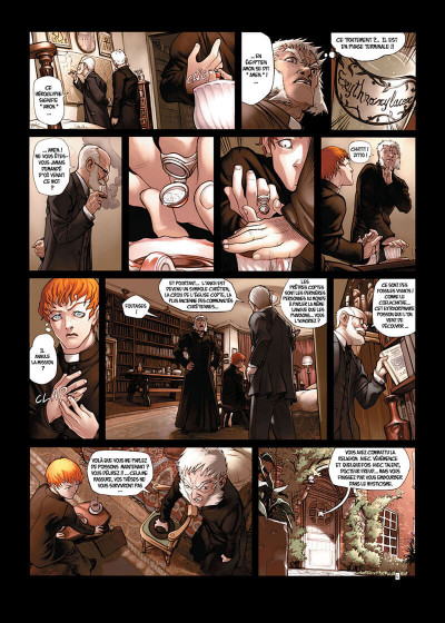 Page 6 Cross fire tome 2
