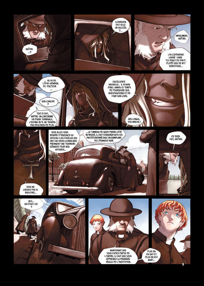 Page 8 Cross fire tome 2