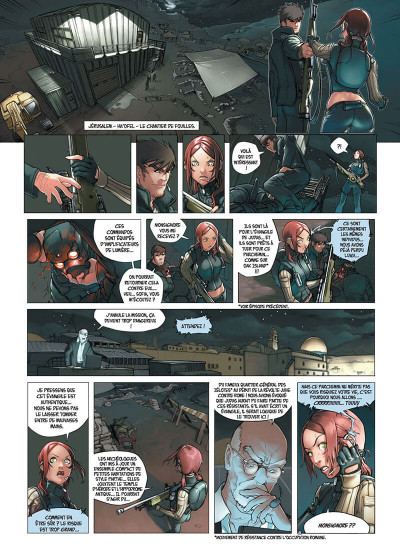 Page 9 Cross fire tome 2