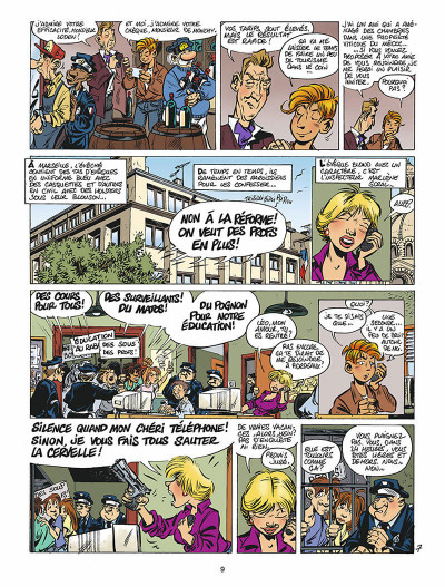 Page 0 léo loden tome 16 - froide vendange