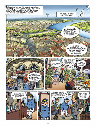 Page 4 léo loden tome 16 - froide vendange