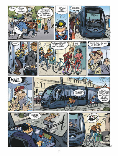 Page 8 léo loden tome 16 - froide vendange