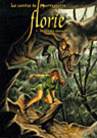 Couverture les contes de mortepierre tome 2 - la nuit des chauves-souris