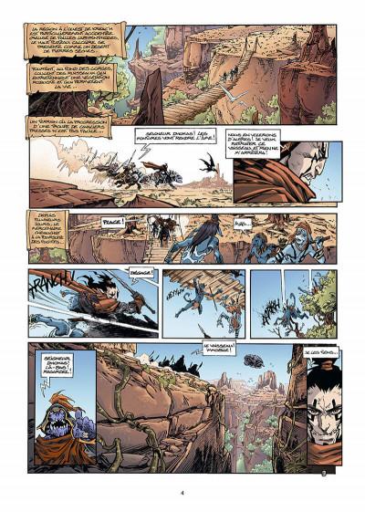 Page 5 les naufragés d'ythaq tome 3 - le soupir des étoiles