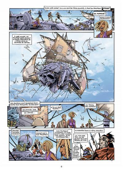 Page 7 les naufragés d'ythaq tome 3 - le soupir des étoiles