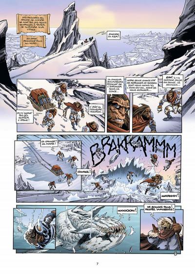 Page 8 les naufragés d'ythaq tome 3 - le soupir des étoiles