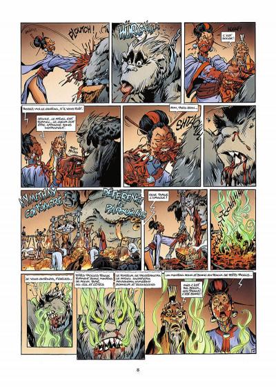 Page 7 trolls de troy tome 9 - les prisonniers du darshan tome 1