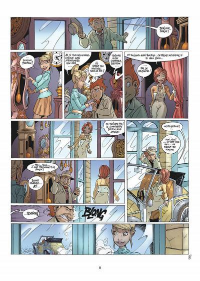 Page 9 les arcanes du midi-minuit tome 5 - affaire sylvak