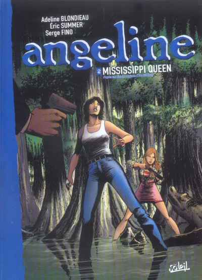 image de angeline tome 2 - mississippi queen