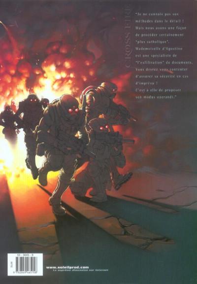Dos cross fire tome 1 - opération judas