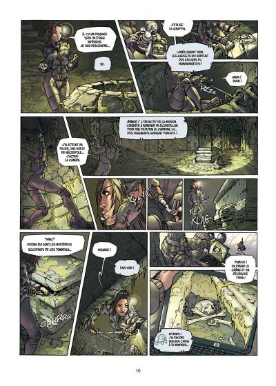 Page 0 cross fire tome 1 - opération judas