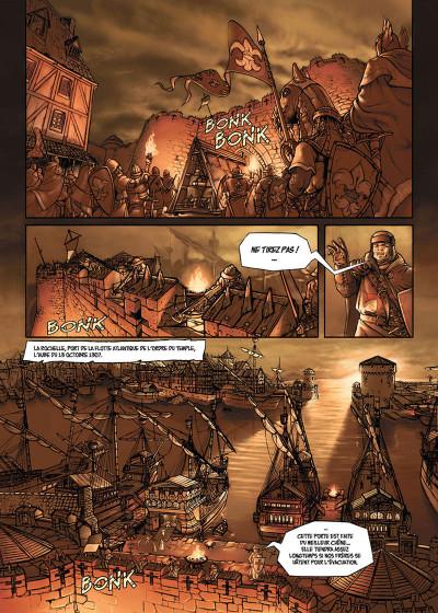 Page 3 cross fire tome 1 - opération judas