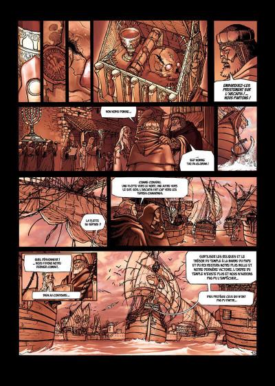 Page 5 cross fire tome 1 - opération judas