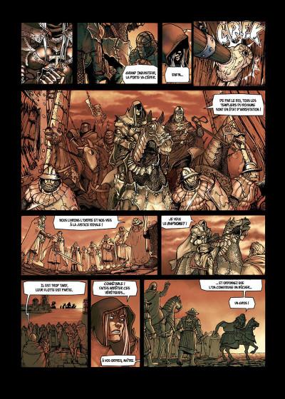 Page 6 cross fire tome 1 - opération judas