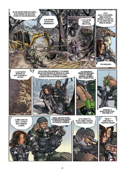 Page 8 cross fire tome 1 - opération judas
