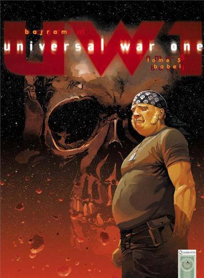 image de universal war one tome 5 - babel