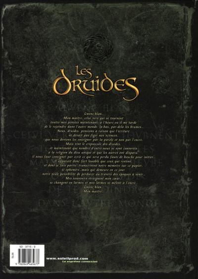 Dos les druides tome 2 - is la blanche